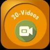Book Selfie 20 Videos