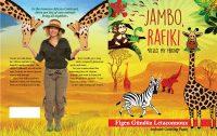 Figen Gunduz Jambo Rafiki Cover Spread