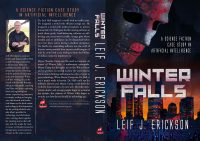 Leif Erickson Winter Falls Cover Spread